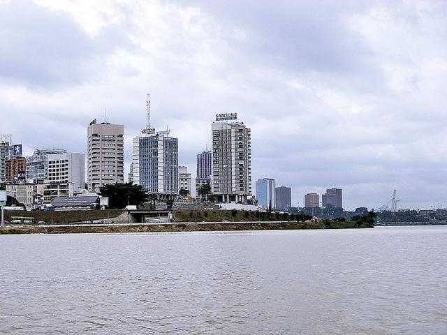 Abidjan-lagune-ébrié