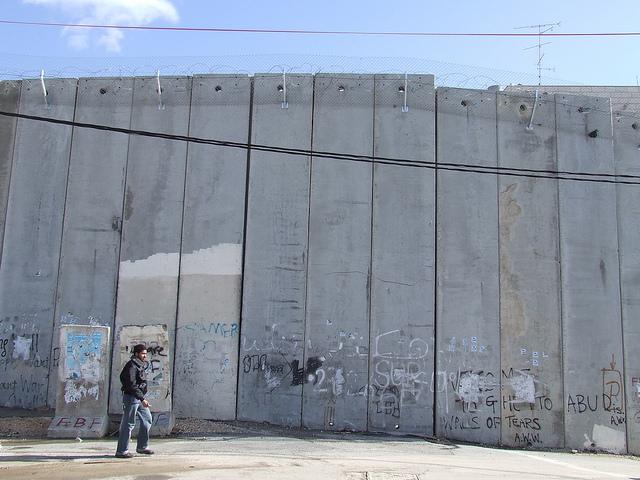 Barrière de séparation israélienne