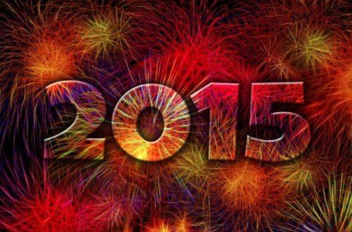Article : Des vœux pour 2015 oui, mais quel est l'essentiel ?