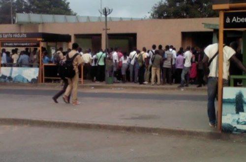 Article : Abidjan et son transport low-cost à prix d'or : « le bus de la SOTRA »