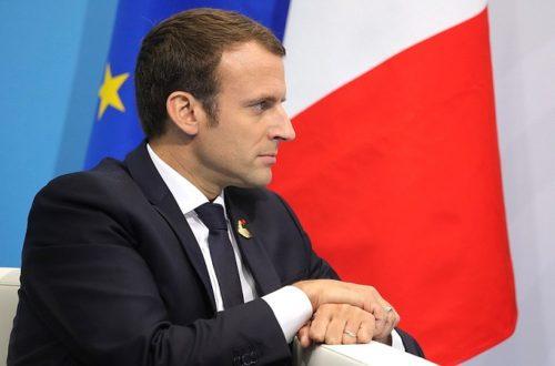 Article : A l'université de Ouaga, Macron a boxé avec ses mots comme sur un ring !